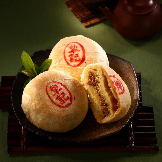 綠豆椪(豆沙魯肉) 1